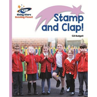 Reading Planet - Stamp and Clap! - Lilac: Lift-off (BOK)