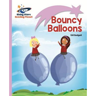 Reading Planet - Bouncy Balloons - Lilac: Lift-off (BOK)