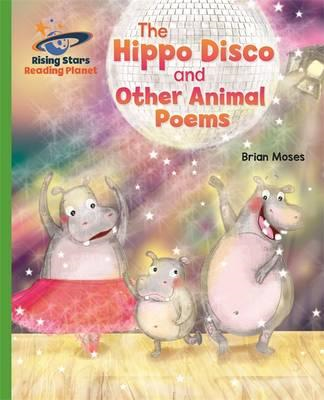 Reading Planet - The Hippo Disco and Other Animal Poems - Gr (BOK)