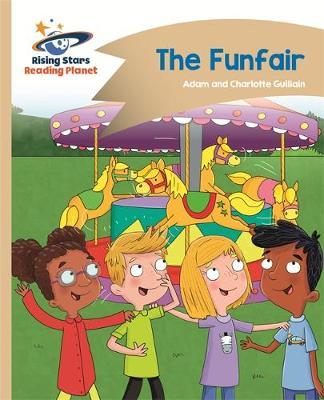 Reading Planet - The Funfair - Gold: Comet Street Kids (BOK)