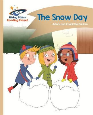 Reading Planet - The Snow Day - Gold: Comet Street Kids (BOK)