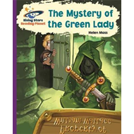 Reading Planet - The Mystery of the Green Lady - Purple: Gal (BOK)