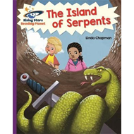 Reading Planet - The Island of Serpents  - Purple: Galaxy (BOK)