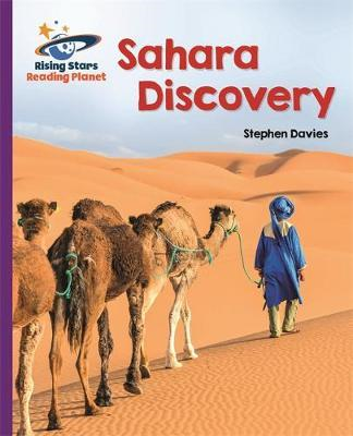 Reading Planet - Sahara Discovery - Purple: Galaxy (BOK)