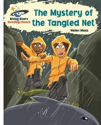Reading Planet - The Mystery of the Tangled Net - White: Gal (BOK)