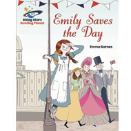 Reading Planet - Emily Saves the Day - White: Galaxy (BOK)