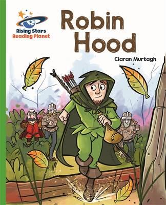 Reading Planet - Robin Hood - Green: Galaxy (BOK)