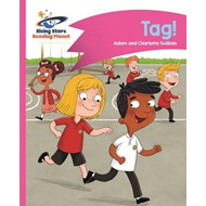 Reading Planet - Tag! - Pink A: Comet Street Kids (BOK)