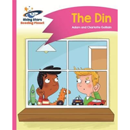 Reading Planet - The Din - Pink A: Comet Street Kids (BOK)