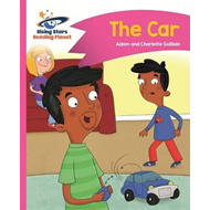 Reading Planet - The Car - Pink B: Comet Street Kids (BOK)