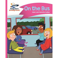 Reading Planet - On the Bus - Pink B: Comet Street Kids (BOK)