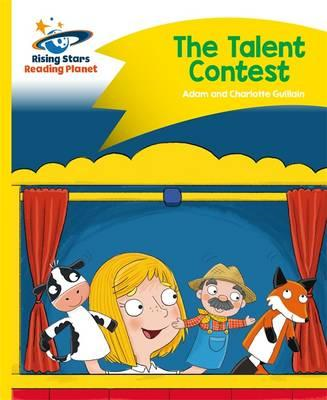 Reading Planet - The Talent Contest - Yellow: Comet Street K (BOK)