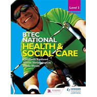 BTEC National Level 3 Health and Social Care 3rd Edition (BOK)
