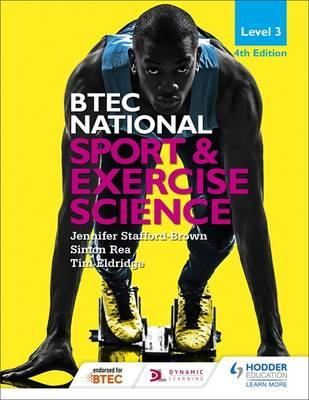 BTEC National Level 3 Sport and Exercise Science 4th Edition (BOK)