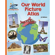 Reading Planet - Our World Picture Atlas - Orange: Galaxy (BOK)