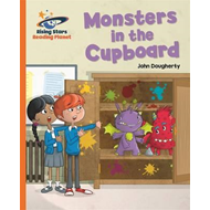 Reading Planet - Monsters in the Cupboard - Orange: Galaxy (BOK)