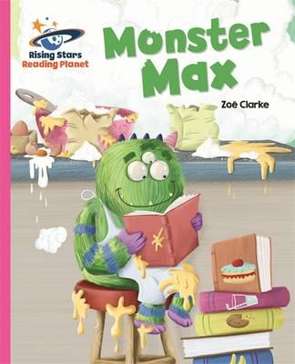 Reading Planet - Monster Max - Pink A: Galaxy (BOK)