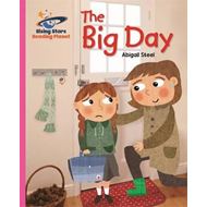 Reading Planet - The Big Day - Pink B: Galaxy (BOK)