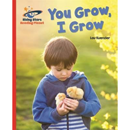 Reading Planet - You Grow, I Grow - Red A: Galaxy (BOK)