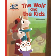 Reading Planet - The Wolf and the Kids - Red B: Galaxy (BOK)