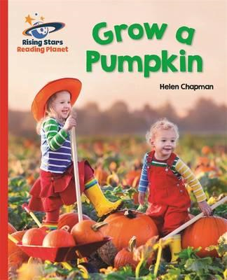 Reading Planet - Grow a Pumpkin - Red B: Galaxy (BOK)