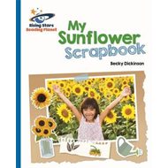 Reading Planet - My Sunflower Scrapbook - Blue: Galaxy (BOK)