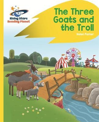 Reading Planet - The Three Goats and the Troll - Yellow: Roc (BOK)