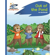 Reading Planet - Out of the Pond - Blue: Rocket Phonics (BOK)
