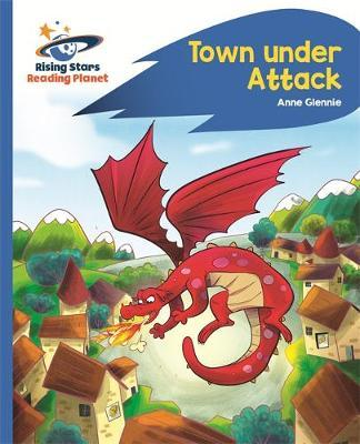 Reading Planet - Town Under Attack - Blue: Rocket Phonics (BOK)