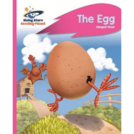 Reading Planet - The Egg - Pink B: Rocket Phonics (BOK)