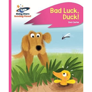 Reading Planet - Bad Luck, Duck! - Pink B: Rocket Phonics (BOK)
