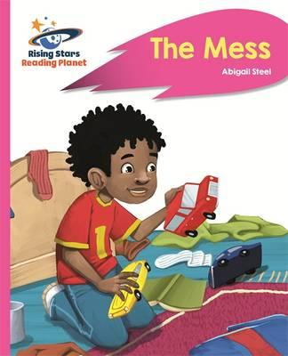 Reading Planet - The Mess - Pink B: Rocket Phonics (BOK)