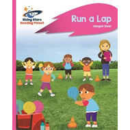Reading Planet - Run a Lap - Pink B: Rocket Phonics (BOK)