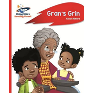 Reading Planet - Gran's Grin - Red A: Rocket Phonics (BOK)