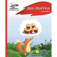 Reading Planet - Jam Muffins - Red A: Rocket Phonics (BOK)