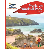 Reading Planet - Picnic on Windmill Rock - Red A: Rocket Pho (BOK)