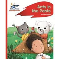 Reading Planet - Ants in the Pants! - Red A: Rocket Phonics (BOK)