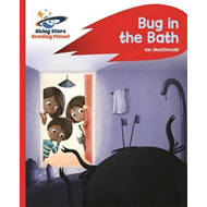 Reading Planet - Bug in the Bath - Red B: Rocket Phonics (BOK)