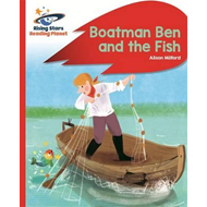 Reading Planet - Boatman Ben and the Fish - Red B: Rocket Ph (BOK)