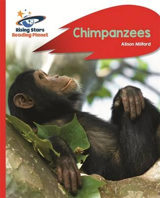 Reading Planet - Chimpanzees - Red B: Rocket Phonics (BOK)