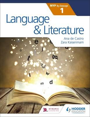 Language and Literature for the IB MYP 1 (BOK)