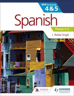 Spanish for the IB MYP 4&5 Phases 1-2 (BOK)