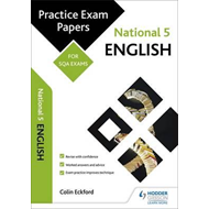 National 5 English: Practice Papers for SQA Exams (BOK)