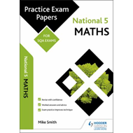 National 5 Maths Practice Papers SQA (BOK)
