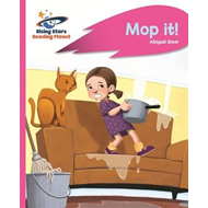 Reading Planet - Mop it! - Pink A: Rocket Phonics (BOK)