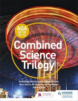 AQA GCSE (9-1) Combined Science Trilogy Student Book (BOK)