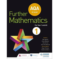 AQA A Level Further Mathematics Core Year 1 (AS) (BOK)