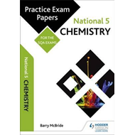 National 5 Chemistry: Practice Papers for SQA Exams (BOK)