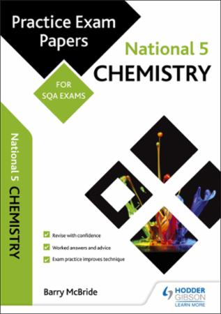 National 5 Chemistry Practice Papers SQA (BOK)