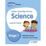 Hodder Cambridge Primary Science Learner's Book 1 (BOK)